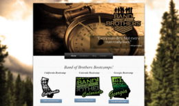 Band of Brothers Bootcamp Details