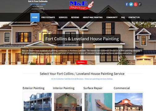 Web Design company fort collins